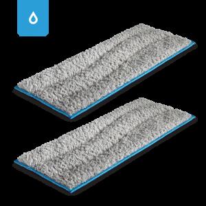 Almohadillas húmedas lavables para la fregona robotizada Braava jet® m6