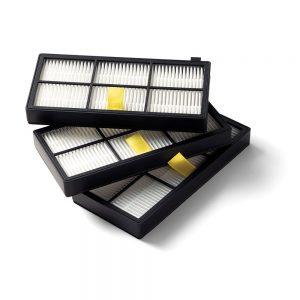 Filtro de alta eficiencia, paquete de 3 para Roomba® series 800 y 900