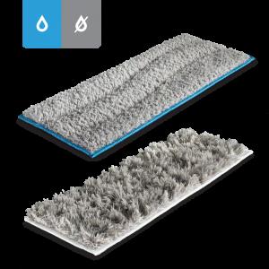 Toallitas húmedas y secas lavables para el robot trapeador Braava jet® m6